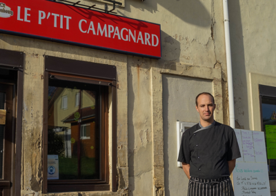 Le P'tit Campagnard