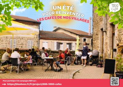 Un été pour réinventer les cafés de nos villages