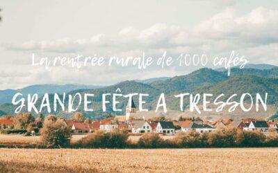 Rentrée rurale de 1000 cafés : regardez le replay des conférences